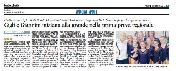18-10-2013 Corriere Adriatico A1